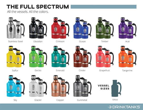 CPB DrinkTank Colors