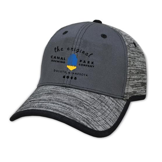 CPB Gray Baseball Cap